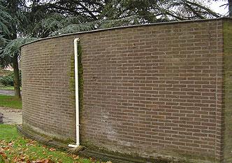 AGP 1414 graffiti is o.a. toepasbaar voor stenen muren, betonnen elementen, zoals bruggen, muren en loopvlakken.
