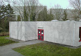 AGP 1414 Verwijderen van graffiti en schaduwen.