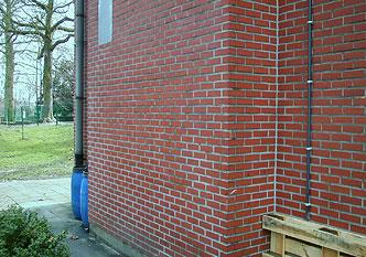 AGP 790 graffiti remover is biologisch afbreekbaar.