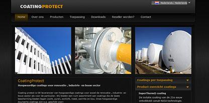 Coating Protect - Hoogwaardige coatings voor renovatie-, industrie- en bouw sector
